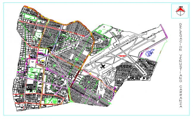 Urban Colony Part planing