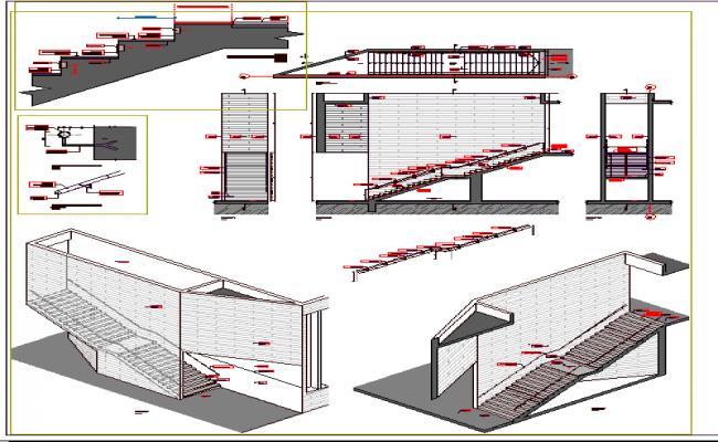 development staircase