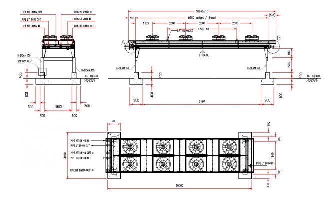Factory lift details