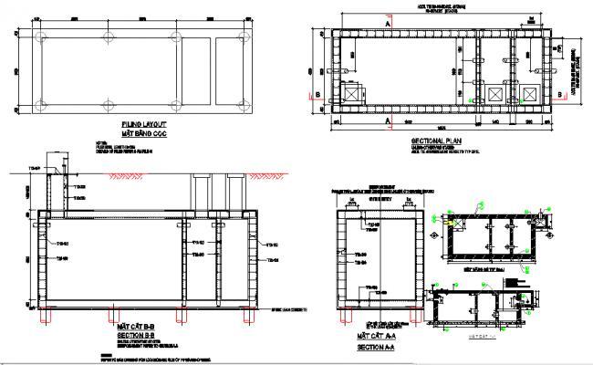 Storage Tank details