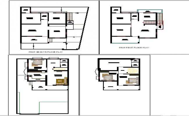House Lay-out Details