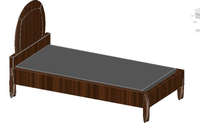 Single Bed details
