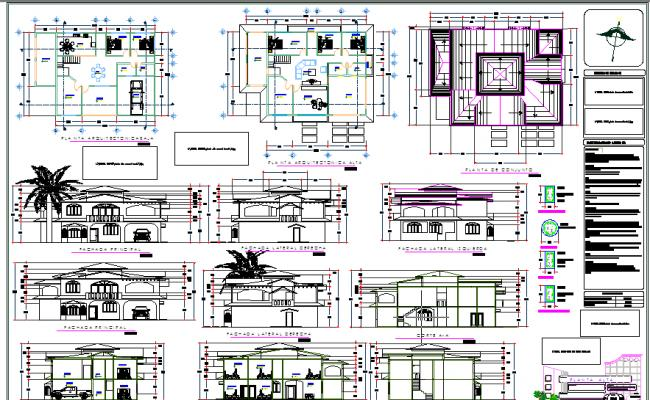 Bungalow  details