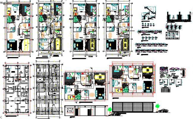 Housing Project details