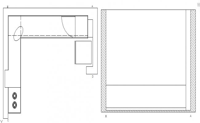 Kitchen Platform Design