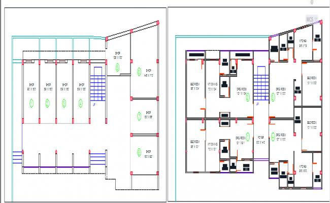 Commercial With Residential Project