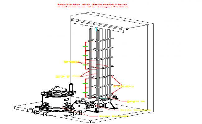 Isometric Pump Design