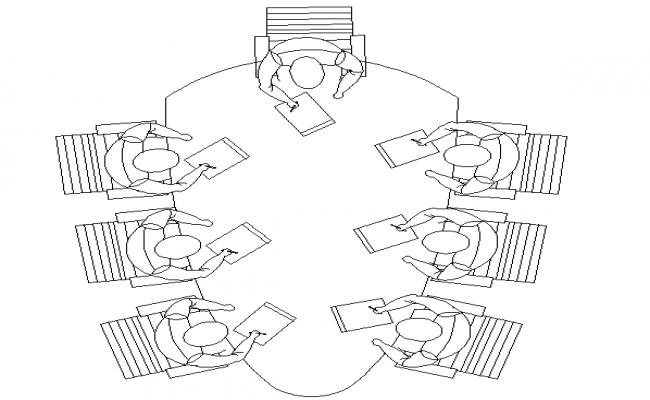 Conference Table Design.