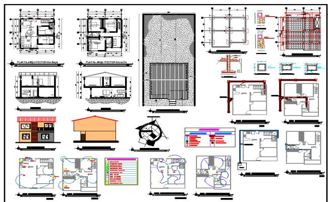 Electric & foundation design