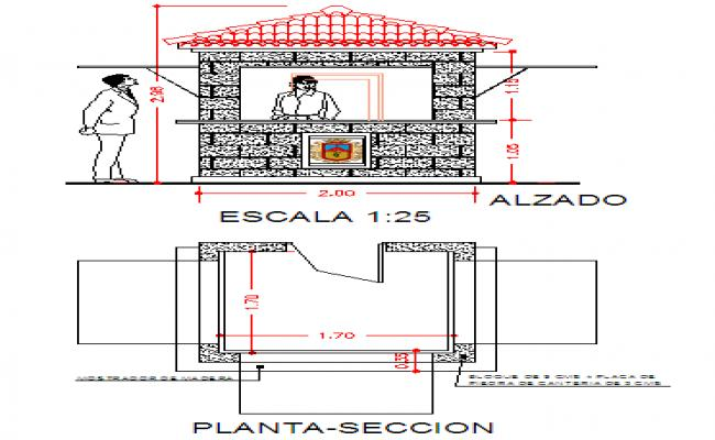 Security cabin design