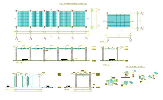 Structure Construction Design