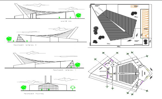 Church  Design Plan