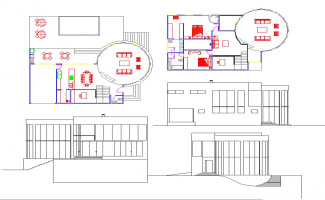 Simple House plan File