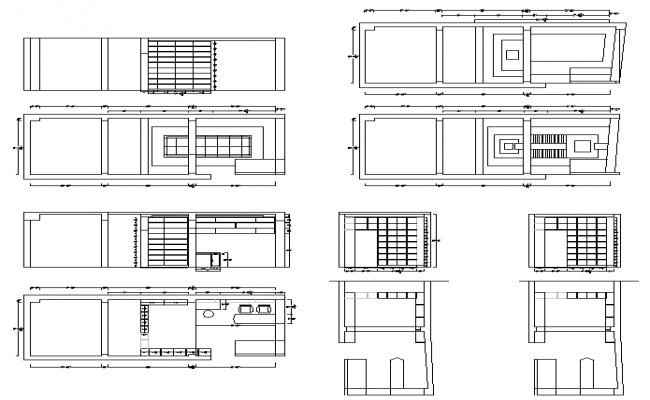 Ceiling & furniture design