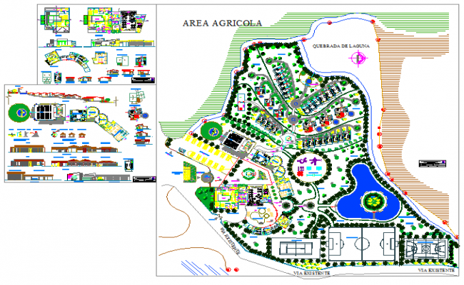 Proposed Resort project