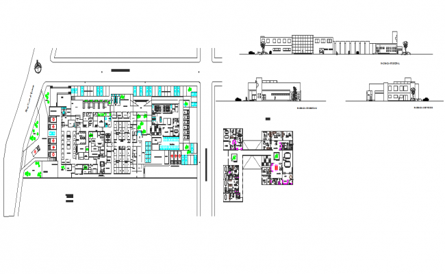 Hospital project design