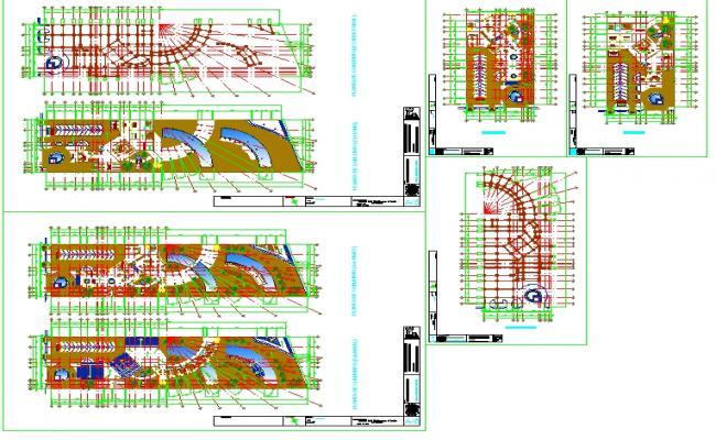 Hotel Building Plan