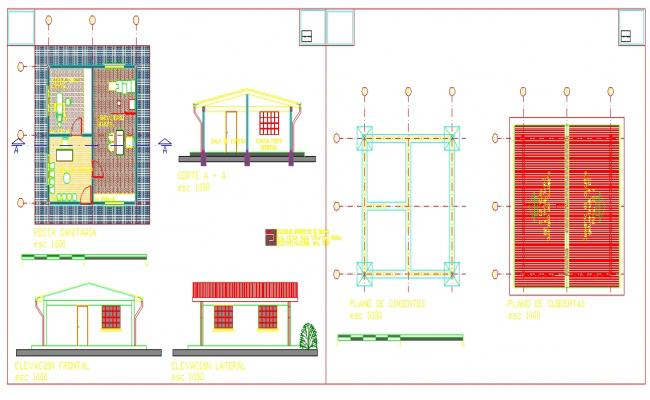 Dental Clinic Plan