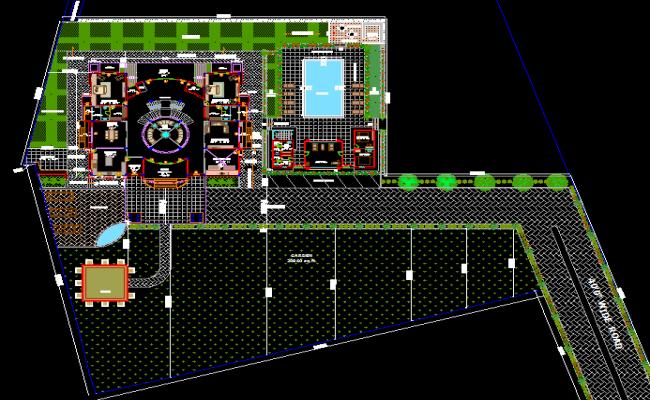 Villa Plan