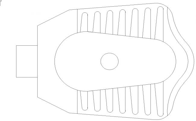 W.C Block design
