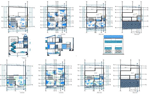 3 Level Housing