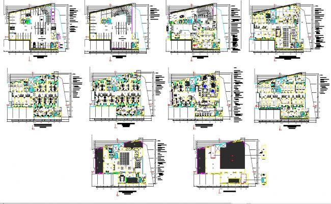 Clinic plan design