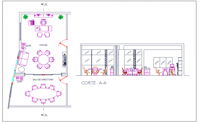 Small Office plan