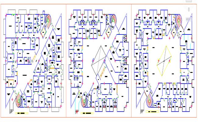 Medical centre plan