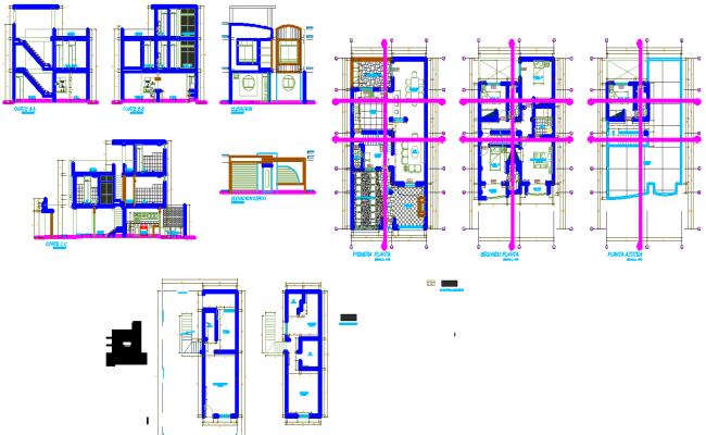 Extended Family House