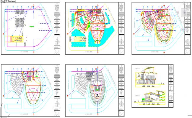 Town Hall plan