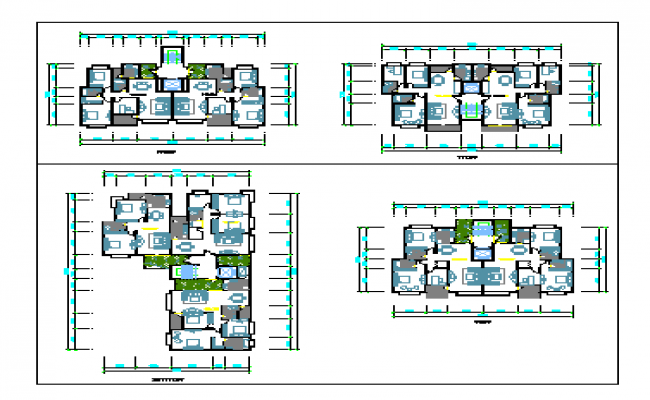 Extraordinary 2 bhk apartment design ideas best idea 2 bhk flat drawing