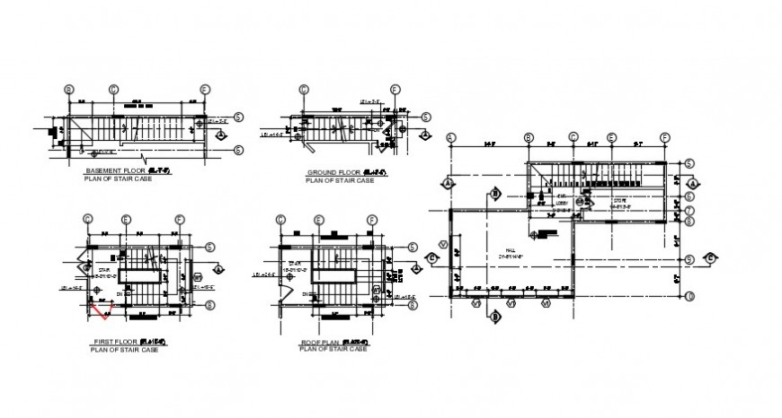 2 d cad drawing of bungalow detailing auto cad software