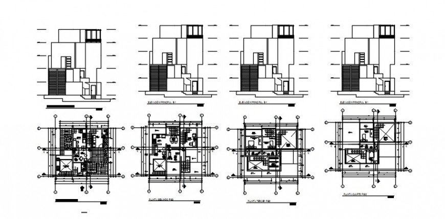 2 d cad drawing of floor plan auto cad software
