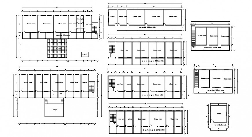 2 d cad drawing of kavanand school Auto CAD software