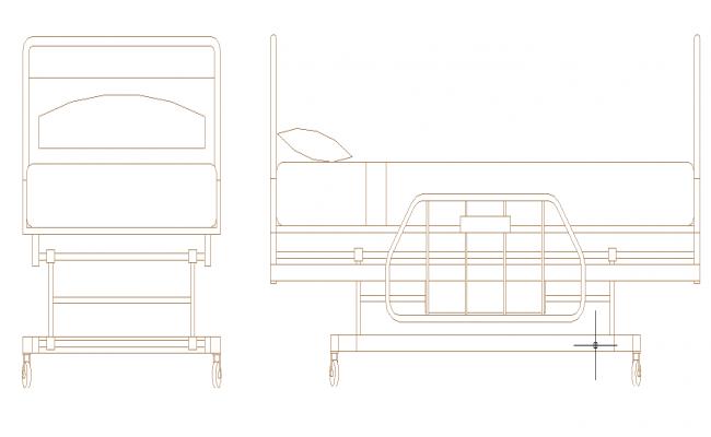 2D bed Design