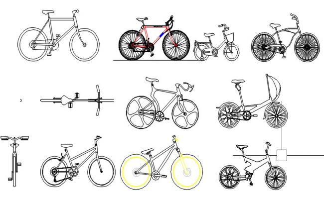 2d bicycles