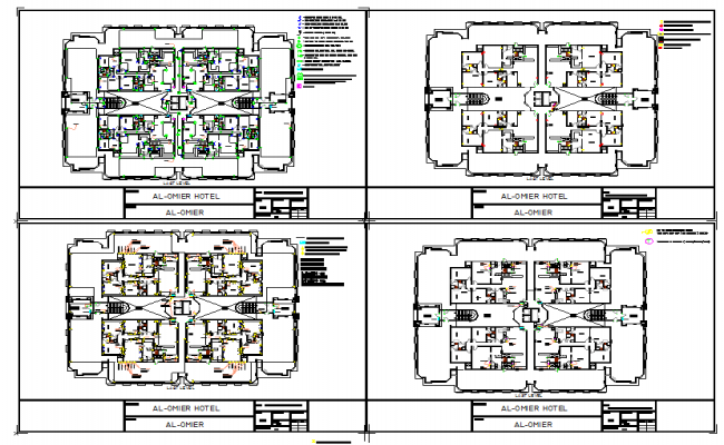 Electrical Pent House Design