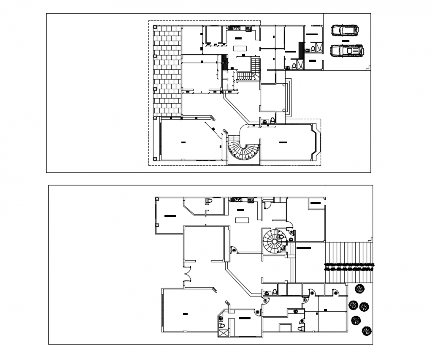 2d cad drawing amphora floor plan auto cad software
