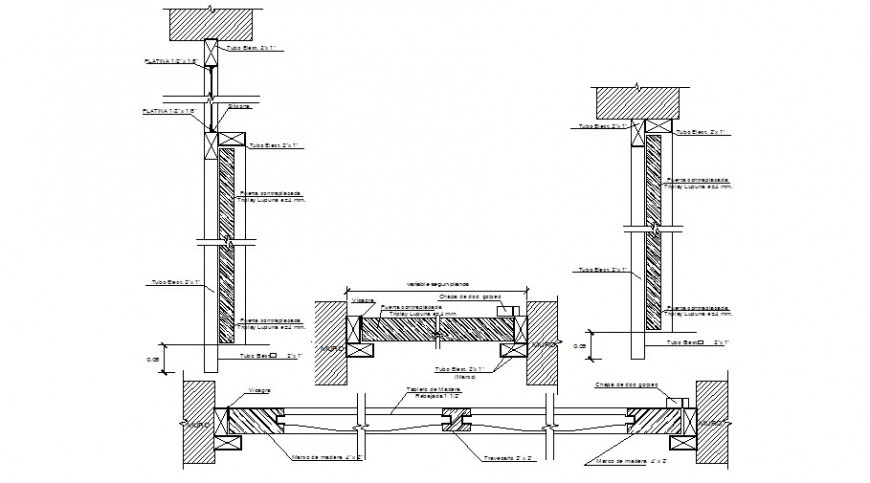 2d cad drawing of church construction elevation auto cad software