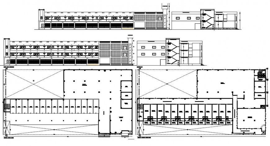 2d cad drawing of floor room plan Auto Cad software