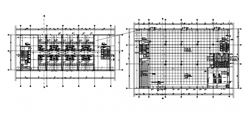 2d cad drawing of hotel details auto cad software