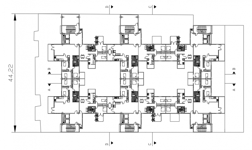 2d cad drawing of house 2 pdf auto cad software
