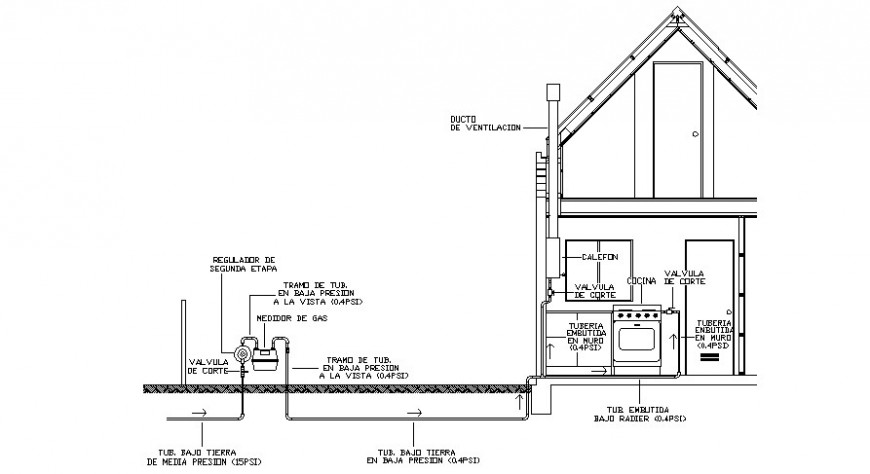 2d cad drawing of kitchen layout detail auto cad software