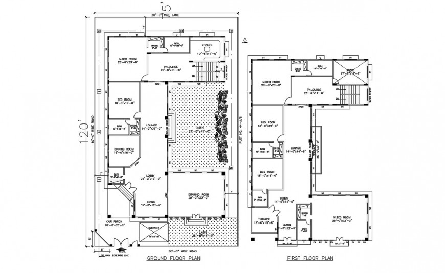 2d cad drawing of lounge area elevation autocad software