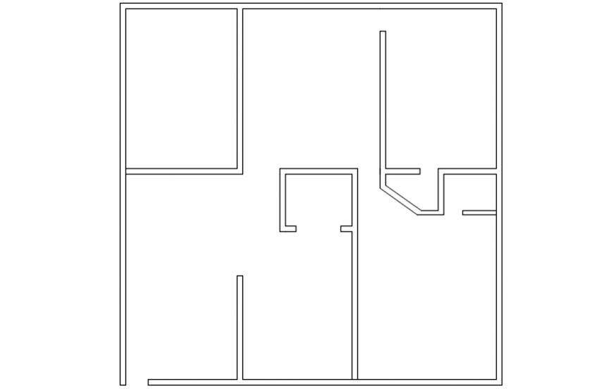 2d cad drawing of Priyanka house plan autocad software