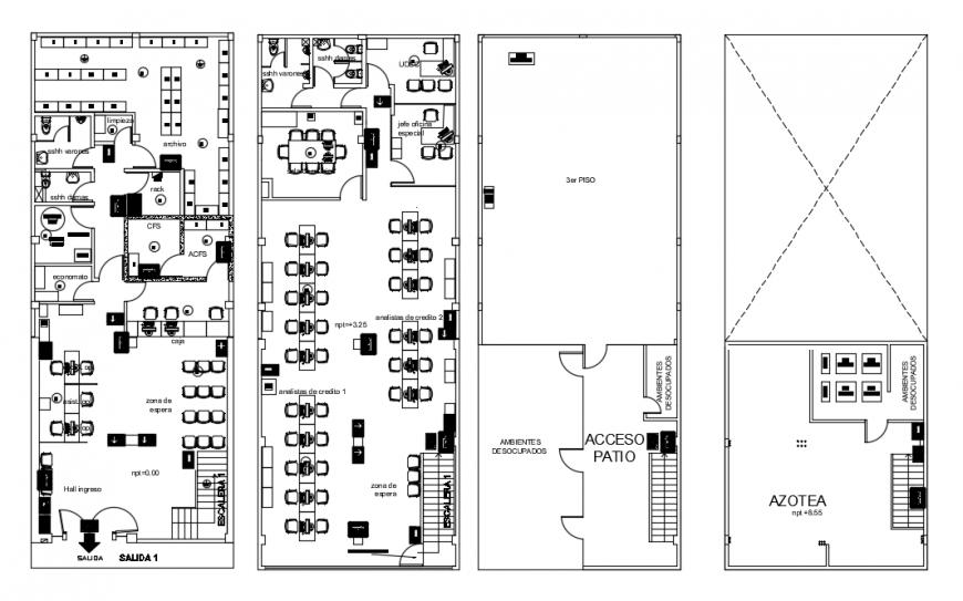2d cad drawing of security villa elevation auto cad software