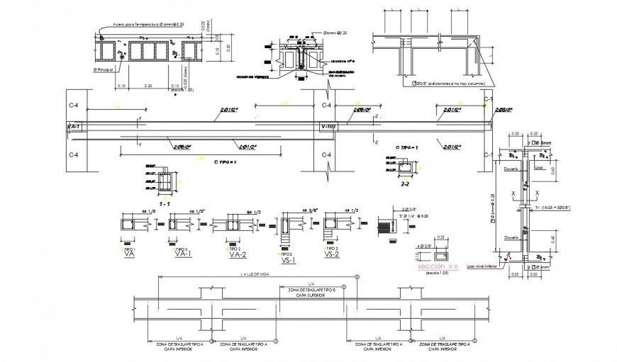 2d cad drawing of window commercial plan autocad software