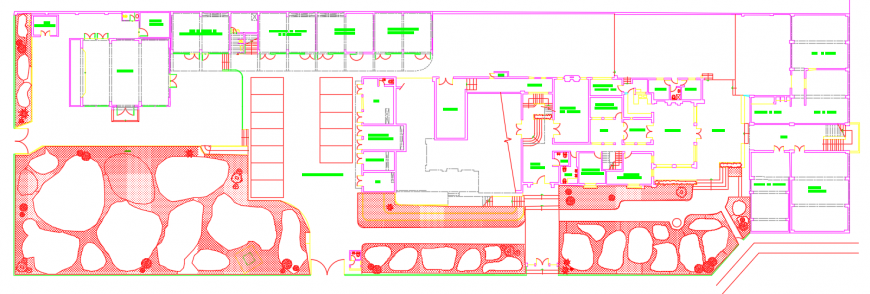 2d cad drawing outer institute autocad software