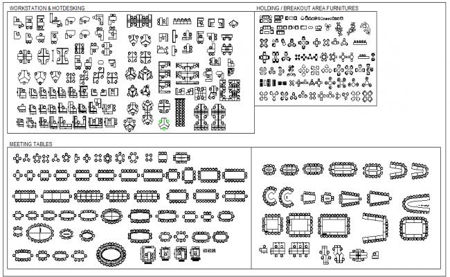 Table design block