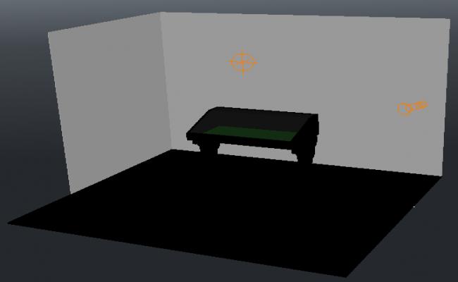 3 D bench elevation sitting detail dwg file